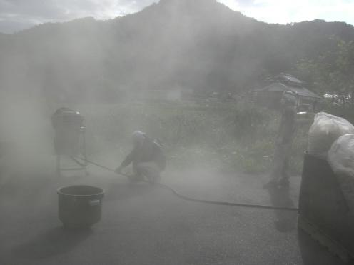 掃除機の掃除 2