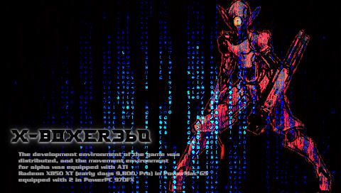 xbox360擬人絵