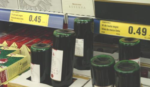 安ワイン49セント