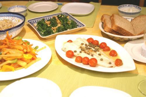 10.27夕食