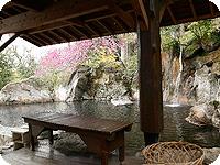 桃李温泉石亭の館