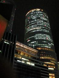 名古屋駅・夜