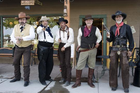 Gunslingers of Wilcox