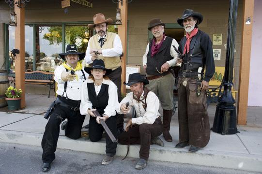 Gunslingers of Wilcox 2