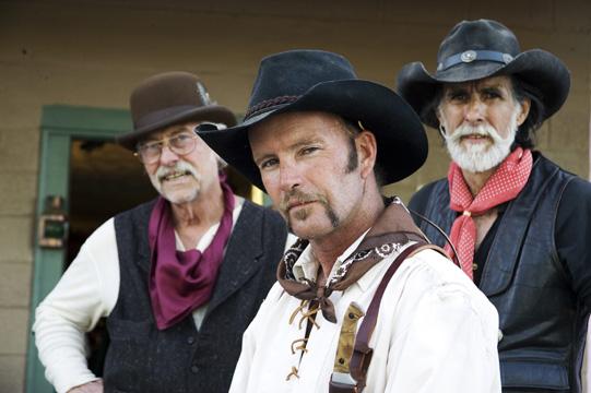 Gunslingers of Wilcox 3
