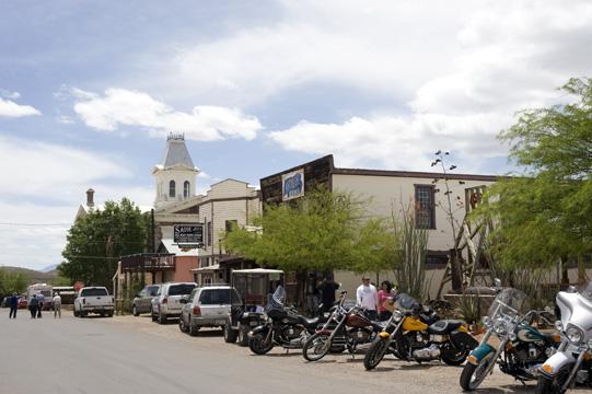 オートバイ、Tombstone, AZ